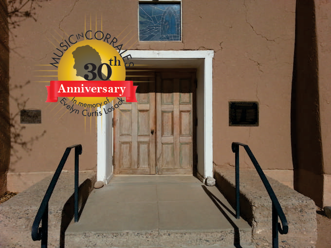 The Old San Ysidro Church Doors and 30 Year Anniversary Bade