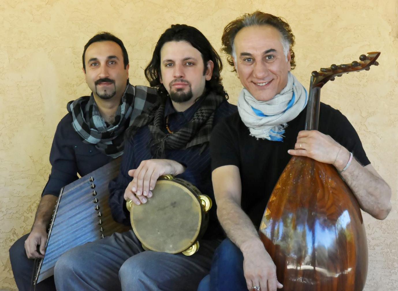 Rahim AlHaj Trio